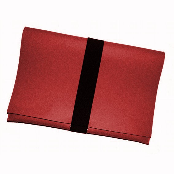 "Laptoptasche I MacBag 13"" I Rot"