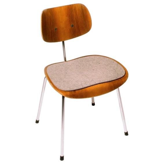 Sitzauflage L Se 68 I Egon Eiermann Eames Plastic Chair