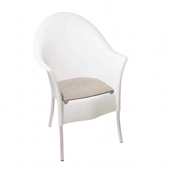 Sitzauflage Wollfilz Lord Yo Philippe Starck