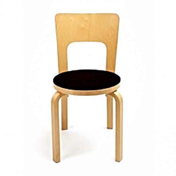 Sitzauflage Chair 66 Alvar Aalto Raumformplan