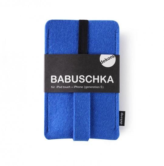 Handytasche I Babuschka 5 Wollfilz I Dekoop
