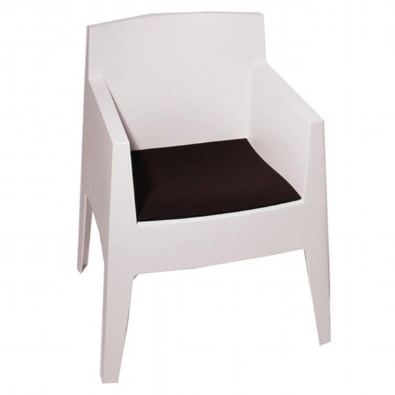 Sitzauflage L Toy I Philippe Starck | Eames Plastic Chair | Sitzauflagen  Nach Stuhlmodell | Sitzauflagen | Filzkissen.de