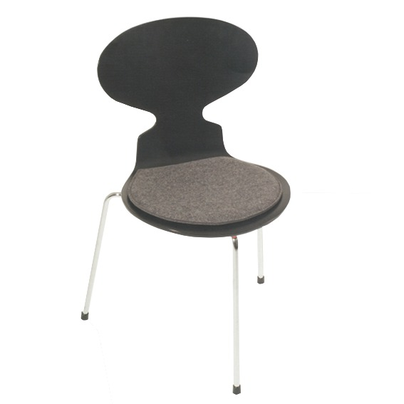 arne jacobsen ameise 4 leg ant chair color arne emil. Black Bedroom Furniture Sets. Home Design Ideas