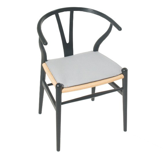 Stuhlkissen Wishbone Chair Wegner Wollfilz