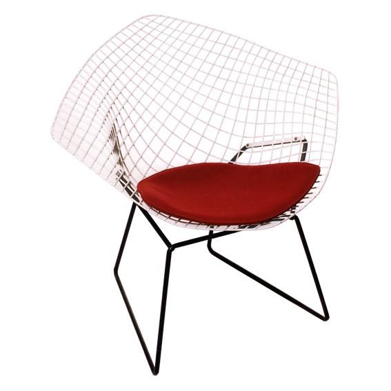 Filz Kissen Diamond Chair Bertoia Parkhaus Berlin