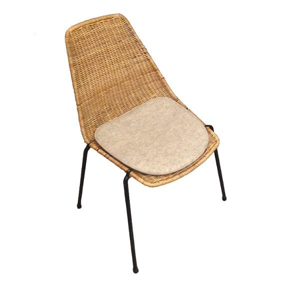 Stuhlkissen Basket Chair Legler