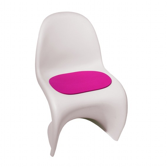 Sitzauflage L Panton Chair I Verner Panton Eames Plastic Chair